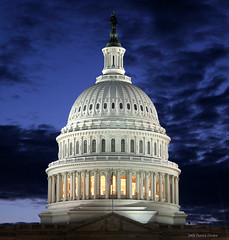 Sapphire Skies over DC (Patrick Dirden) Tags: nightphotography light architecture night america washingtondc twilight districtofcolumbia unitedstates dusk unitedstatesofamerica political illumination uscapitol dome government civic law bureaucracy sapphire unitedstatescapitol