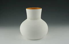 (kwestad) Tags: modern ceramics vase pottery porcelain midcenturyinspired