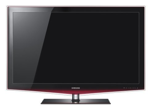 Samsung LN55B650 55-Inch 1080p 120 Hz LCD HDTV with Red Touch of Color by samsungledtv