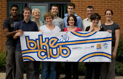 Bike Club Team