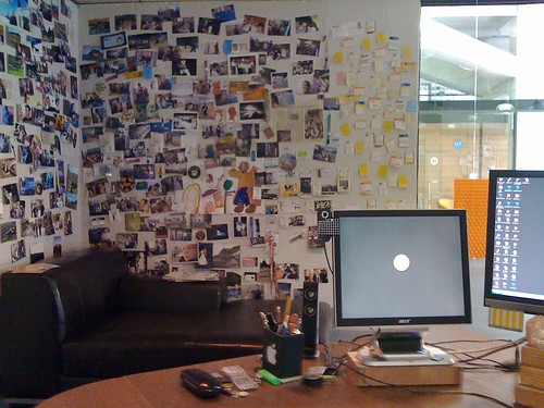 Photowand Office
