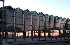 Serra solare fotovoltaica