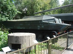 -61 / K-61 (Skitmeister) Tags: 2005 summer museum army tank russia moscow central armor rocket battlefield airforce armour forces panzer ussr armed waffe warmachine recon sssr  udssr         skitmeister  musemofwar