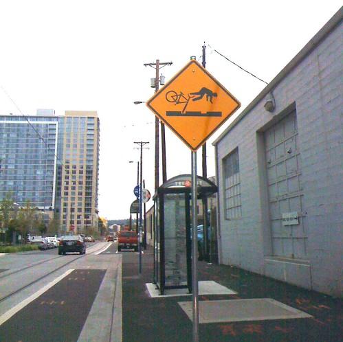 Portland sign humor.