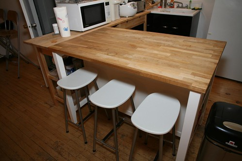 SOLD! Ikea Stenstorp Kitchen Island - a photo on Flickriver