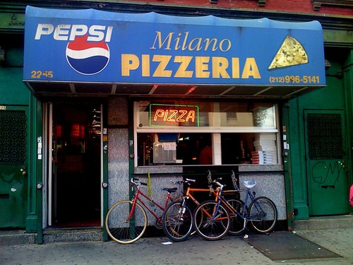 new york pizza shop