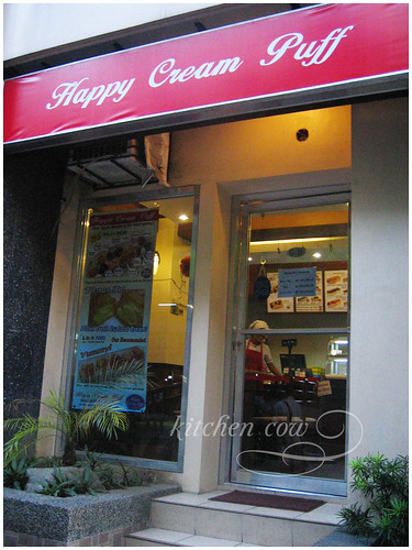 Happy Cream Puff in Legaspi Village, Makati