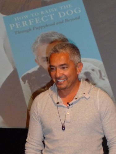 Cesar Speaking at NatGeo