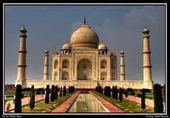 The Monument of love... Taj Mahal, Agra