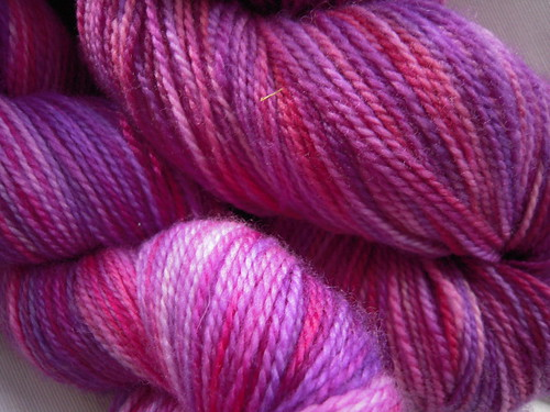 Creatively Dyed Yarn: Merino Sock