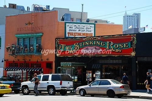The Stinking Rose Restaurant