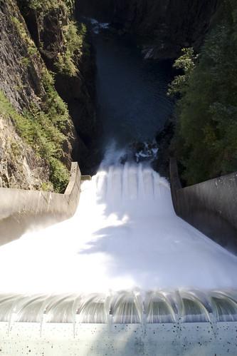 Capilano Dam (dessus)