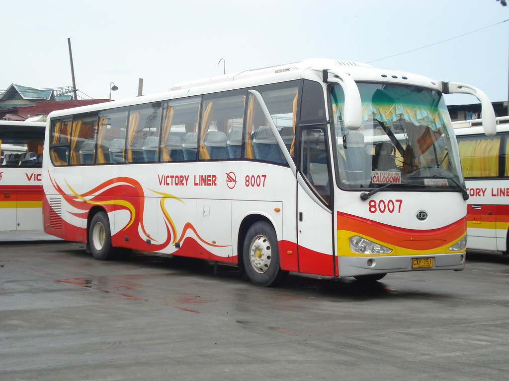 Victory Liner 8007