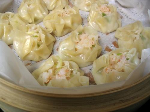 Shrimp Shumai - steamed