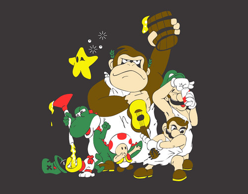 super smashed bros.