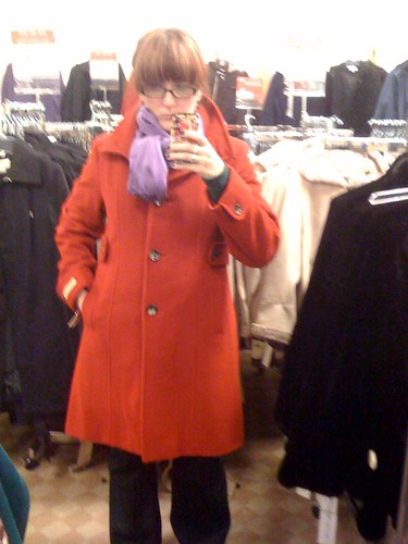 Another coat I didn't get