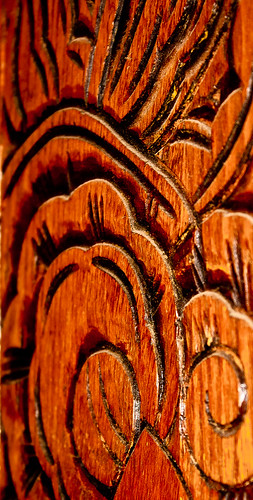 Wood Carving - 142-365 - 28 October 2009