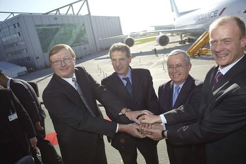 Livraison A380 Air France (3)