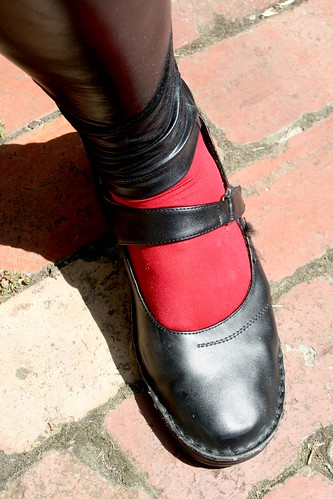 Men Wearing Mary Jane Shoes