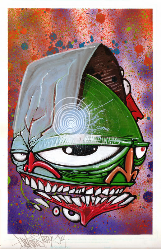Image selected for Drawings, Paintings, Graffiti & More from mr ewokone
