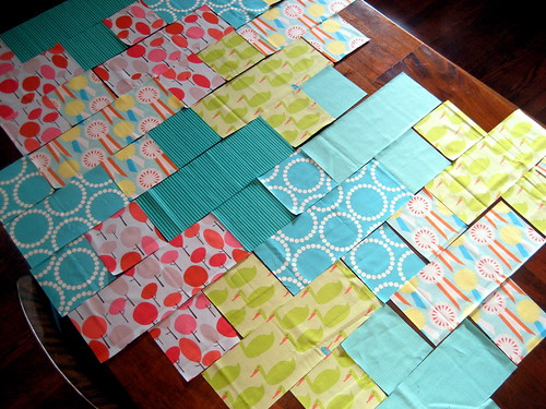 red letter day quilt planning