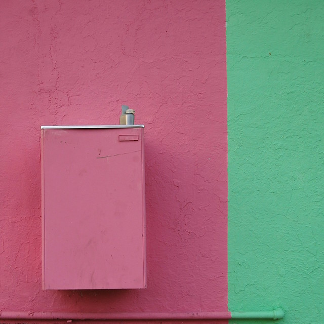 Pink Watercooler
