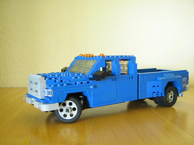 lego diesel dodge ralph wannabe lugnuts dually foitsop proudlove madphysicist savelsberg