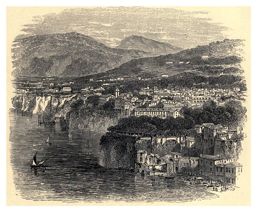 035-Sorrento-Italian pictures drawn with pen and pencil 1878