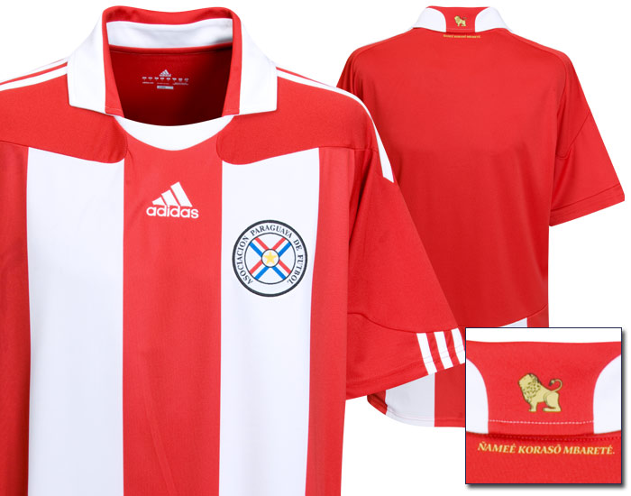 Images clothes of the 2010 World Cup teams 4101120134_392871982d_o