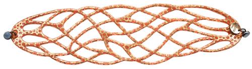 Bracelet Molusk Entrelac - Hiver 2009