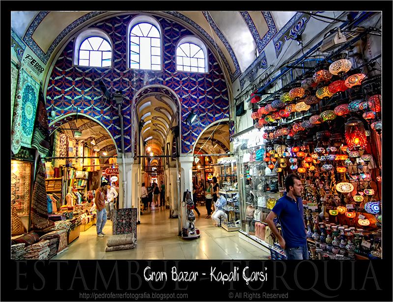 Baño Turco Mas Antiguo Estambul:Pedro Ferrer FOTOGRAFIA: Gran Bazar – Grand Bazaar – Kapalıçarşı