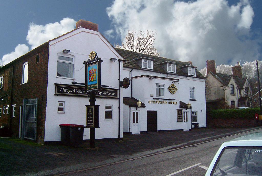 Stafford-Arms, Ketley Bank, Telford