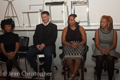 Panelists at DWR Launch Event