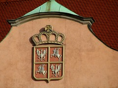 Res Publica Utriusque Nationis (bazylek100) Tags: castle heraldry coatofarms eagle poland polska wawel polen krakw cracow commonwealth polonia lithuania cracovia cracovie krakau pologne lietuva zamek orze rzeczpospolita krakoff pogo heraldyka