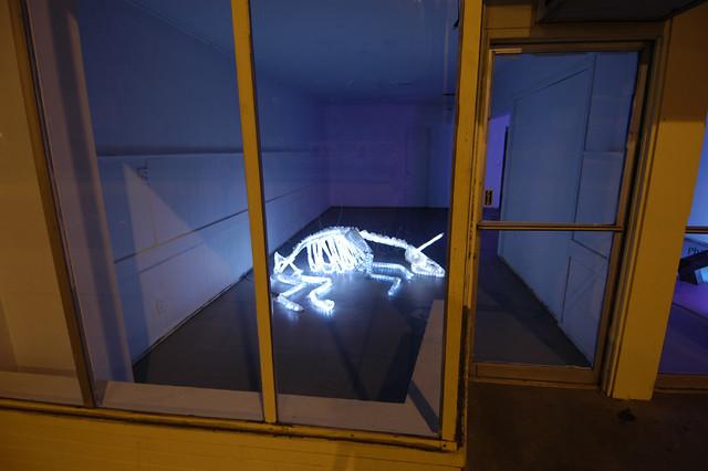 karen lofgren quotbelieverquot 342 E 3rd Street by Phantom Galleries LA