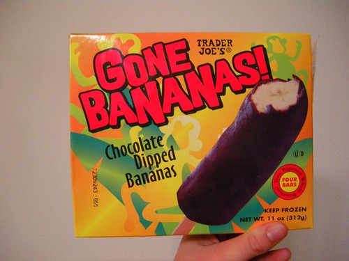 Packaging Whore: Gone Bananas!
