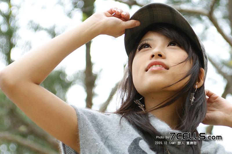 2009.12 CAMY主題式人像攝影 旅人 富錦街