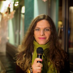 Farah transidente Reporterin