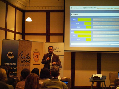 Cristian Ducu @ Business Ethics 360 (Bucharest, 12/10/2009)