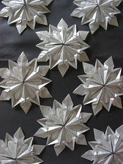 Snowflakes (Design by Dennis Walker)