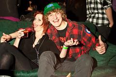 IMG_9907 (Scolirk) Tags: show charity music ontario rock bar burlington canon eos rebel punk ska band corporation event bands 500d panamared thejohnstones keepin6 t1i rockawaycancer