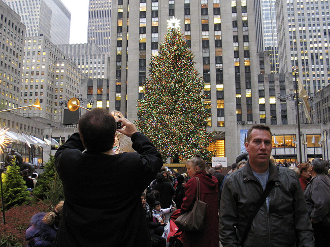 Rockefeller Center, NYC 2009