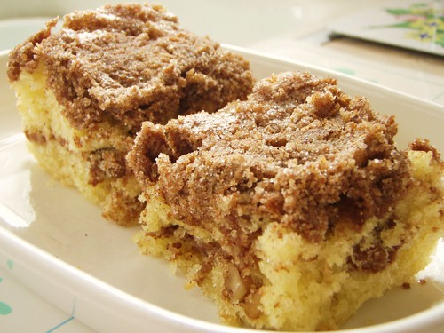 sour cream cinnamon coffee cake (cook's illustrated) - 14