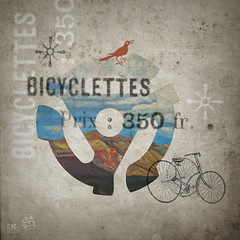 iF: Spindle Bird Bicyclettes 0350 (Howdy, I'm H. Michael Karshis) Tags: 3 records french landscape texas spin nine vinyl prix 350 09 lp tri hmk karshis 3wheels francs hmkarshis sharkthang b9 benign bicyclettes hmkarchive mysterystream korbell irregularfrequency hmichaelkarshis