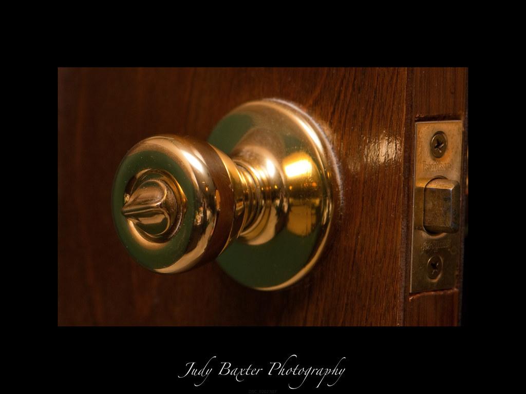 Our Daily Challenge: Door Knob