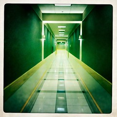 Redrum (Matt Burrows) Tags: cameraphone green lines yellow square michigan toycamera cellphone hallway squareformat grandrapids johns iphone grandrapidsmi greenmile woodlandmall grflickr iluviphone iphoneography iphoneographer iphone3gs mattburrows iphonographie hipstamatic inas1969