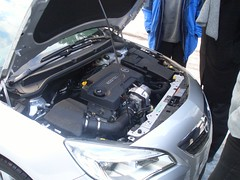 Opel Astra ecoFLEX - 100-Prozent-Fahrt