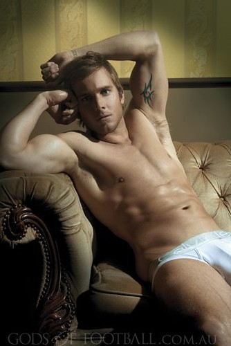 ANDREW WELSH COSMO UNDERWEAR MALE MODEL