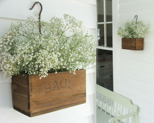 herb-crates-with-flowers