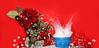 Splash Milk 2/2 (Rehab Saleh || رحاب) Tags: canon 50mm milk ii splash f18 50 تصوير حليب ورده حمرا اخضر شجره كانون canoneosd400 رحاب حمره حمراء العدسه خلفيه ميلك سبلاش ملم طرطشه دي400